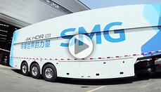 Shanghai Media Group's 4K HDR Truck Rollout